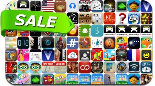 iPhone & iPad App Price Drops - August 16