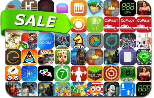 iPhone & iPad App Price Drops - August 21, 2015