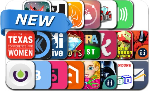 Newly Released iPhone & iPad Apps - November 13, 2014