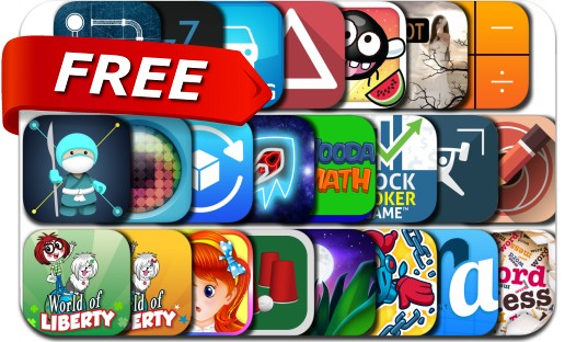 iPhone & iPad Apps Gone Free - August 29, 2015
