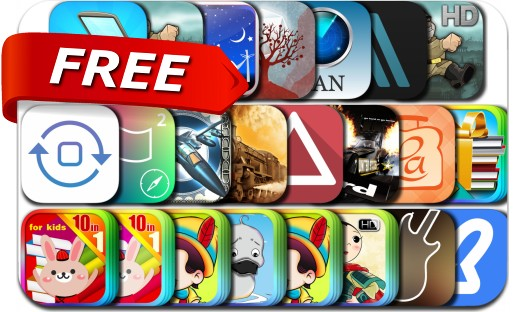 iPhone & iPad Apps Gone Free - January 29, 2016