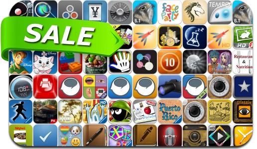 iPhone & iPad App Price Drops - April 1