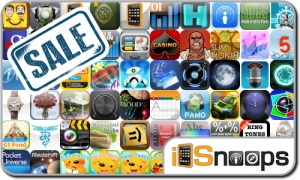 iPhone and iPad Apps Price Drops - June 5
