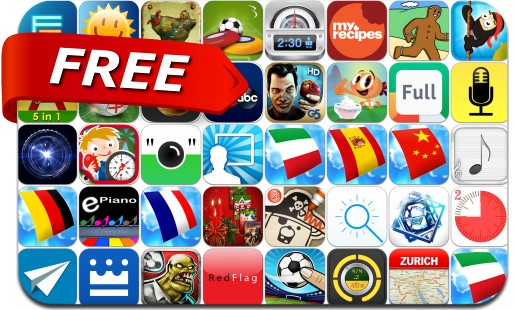 iPhone & iPad Apps Gone Free - December 3
