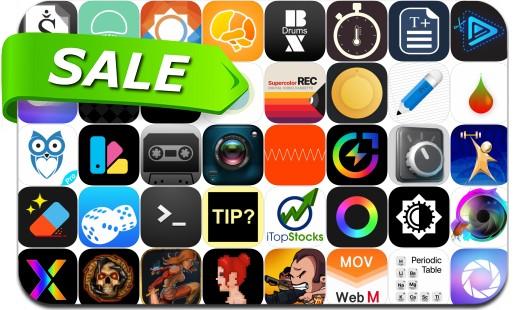 iPhone & iPad App Price Drops - August 3, 2020