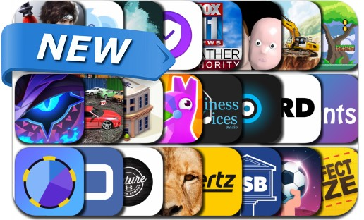 Newly Released iPhone & iPad Apps - April 11, 2019