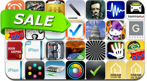 iPhone & iPad App Price Drops - April 29