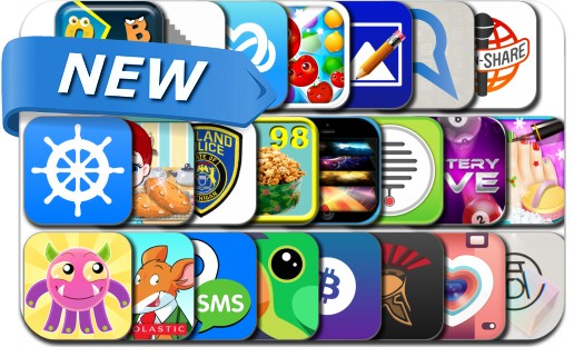 Newly Released iPhone & iPad Apps - January 4