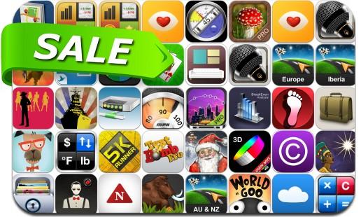 iPhone & iPad App Price Drops - November 10