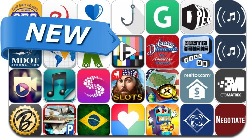Newly Released iPhone & iPad Apps - June 12, 2014