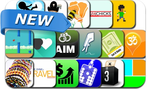 Newly Released iPhone & iPad Apps - June 9, 2014