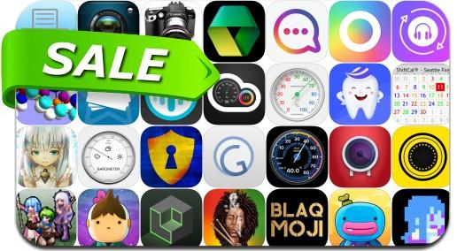 iPhone & iPad App Price Drops - December 1, 2020