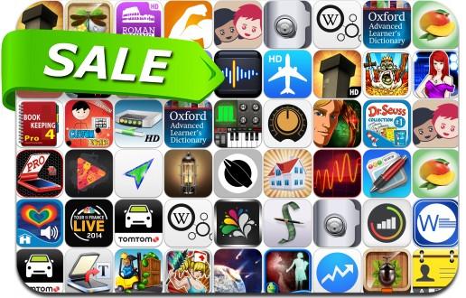 iPhone & iPad App Price Drops - July 17, 2014