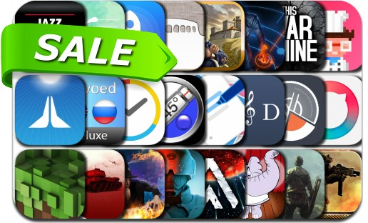 iPhone & iPad App Price Drops - December 30, 2016