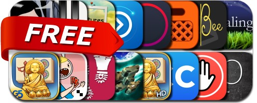 iPhone & iPad Apps Gone Free - July 8, 2015