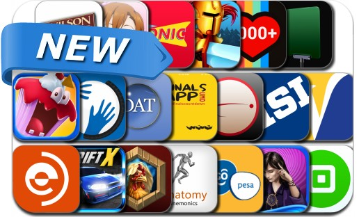 Newly Released iPhone & iPad Apps - May 13, 2014
