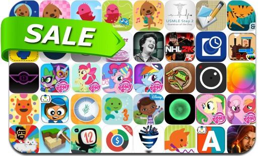 iPhone & iPad App Price Drops - July 30, 2015