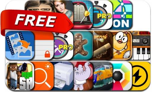 iPhone & iPad Apps Gone Free - May 25, 2016