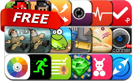 iPhone & iPad Apps Gone Free - July 31, 2015