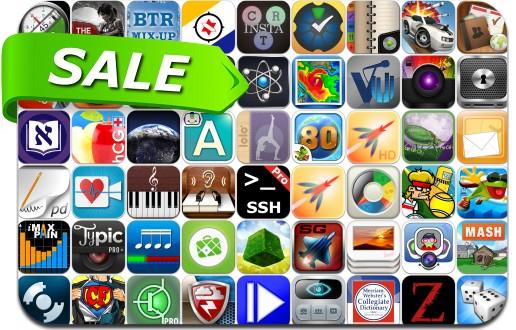 iPhone & iPad App Price Drops - June 15