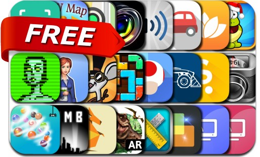 iPhone & iPad Apps Gone Free - December 21, 2018