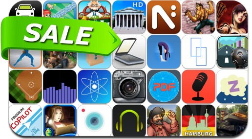 iPhone & iPad App Price Drops - May 5, 2015