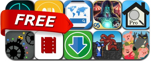 iPhone & iPad Apps Gone Free - April 18, 2017
