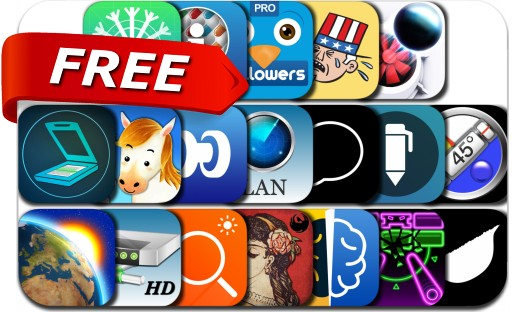 iPhone & iPad Apps Gone Free - November 10, 2016