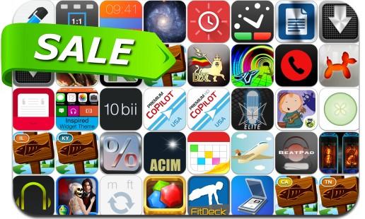 iPhone & iPad App Price Drops - July 1, 2014
