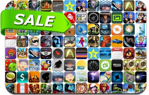 iPhone & iPad App Price Drops - October 31