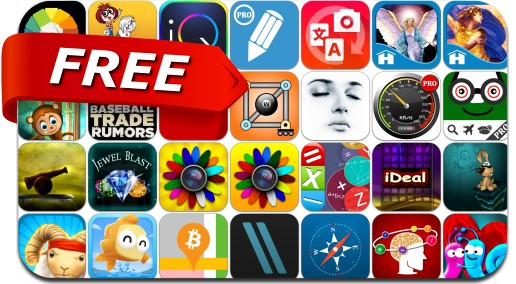 iPhone & iPad Apps Gone Free - October 15, 2014