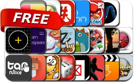 iPhone & iPad Apps Gone Free - February 6, 2015