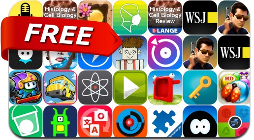iPhone & iPad Apps Gone Free - December 21, 2016