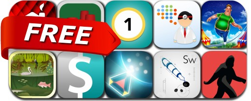 iPhone & iPad Apps Gone Free - August 30, 2015