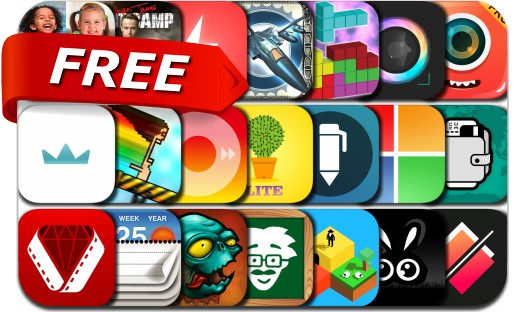 iPhone & iPad Apps Gone Free - March 3, 2017