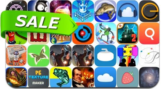 iPhone & iPad App Price Drops - October 29, 2016