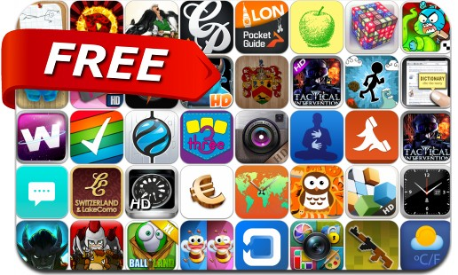 iPhone & iPad Apps Gone Free - March 14