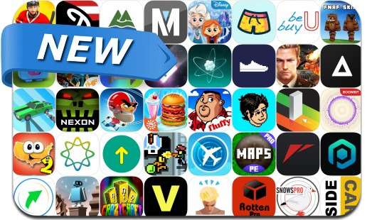Newly Released iPhone & iPad Apps - March 11, 2016