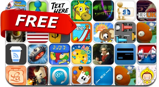 iPhone & iPad Apps Gone Free - June 16
