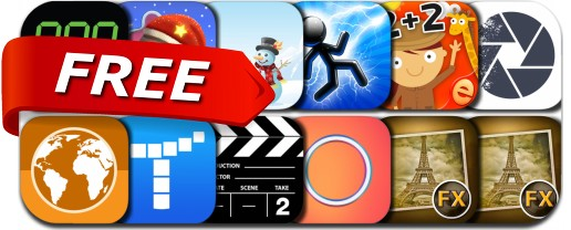iPhone & iPad Apps Gone Free - December 5, 2016