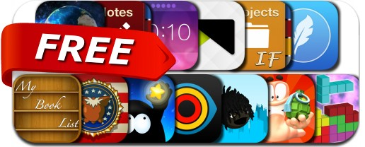 iPhone & iPad Apps Gone Free - July 29, 2015