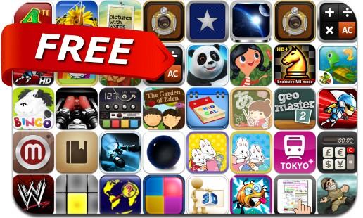 iPhone & iPad Apps Gone Free - May 18