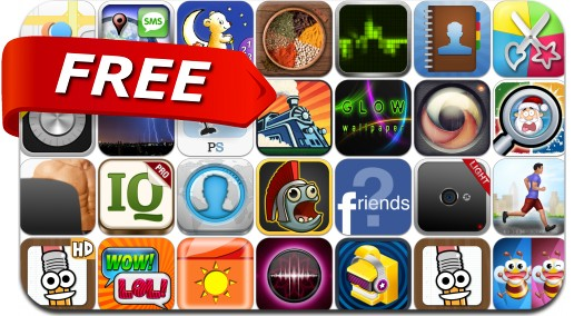 iPhone & iPad Apps Gone Free - June 2