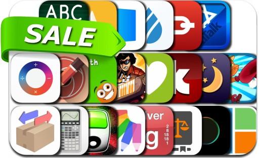 iPhone & iPad App Price Drops - November 4, 2017