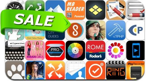 iPhone & iPad App Price Drops - February 15, 2015