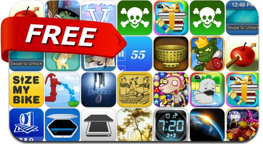iPhone & iPad Apps Gone Free - July 14, 2014