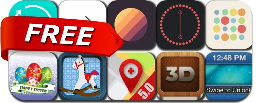 iPhone & iPad Apps Gone Free - March 28, 2016