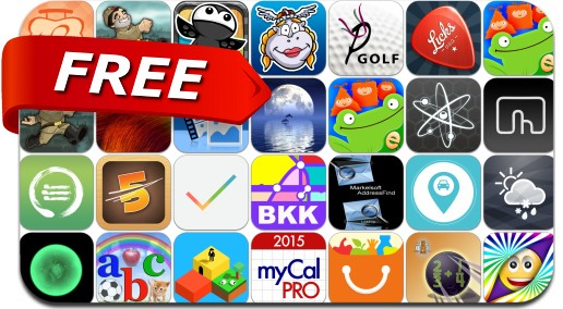 iPhone & iPad Apps Gone Free - May 8, 2015