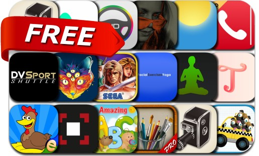 iPhone & iPad Apps Gone Free - August 31, 2017