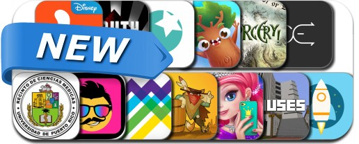 Newly Released iPhone & iPad Apps - April 23, 2015
